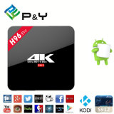 H96 PRO Amlogic Wechip S912 Octa Core TV Box Android 6.0 OS 2GB/16Go Double Bt4.0 WiFi 5.8G 2.4G/H. 265 Set Top Box 4k