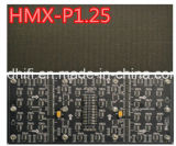 Farbenreiche Bildschirm-Innenbaugruppe LED-P1.25, die P1.25 Innen-/im Freien farbenreiches LED-Bildschirmanzeige-Panel für Stadiums-Leistung druckgießt