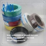 Fio de cobre elétrico flexível isolado PVC