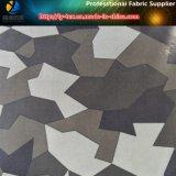 La plus défunte impression de transfert de géométrique dans le tissu de taffetas de polyester