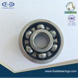 Rolamento de esferas profundo 6301-C3 do sulco de F&D para peças de automóvel