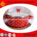 Émalte pour cuisinière Casserole Housewares Ustensiles de cuisson