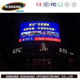 Hohe im Freien farbenreiche LED Video-Wand der Helligkeits-P6