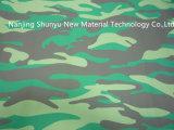 Bobinas de acero color camuflaje militar/ Patrón de Color acero con recubrimiento de zinc