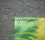 De glanzende Volledige Banners van de Stof van de Polyester van de Kleur (ss-sf-80)