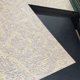"Carpet Grain PVC Luxury Vinyl Flooring Tiles (18 ""X18"")"