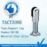 Fabrik Zinc direkt Legierungs-Toiletten-Zelle-Partition-Befestigungs-justierbaren Halter