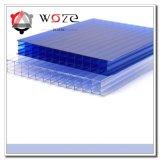 Usine PC d'alimentation Sun feuille creux 16mm Multiwall Feuille de polycarbonate