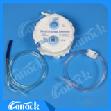 Sistema de drenagem cirúrgico da caixa do uso dos materiais de consumo médicos