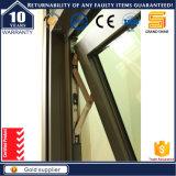 Fenêtre à double vitrage en aluminium et fenêtre supérieure suspendue
