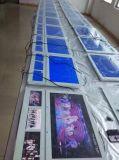 Ulra-Dünne Höhenruder 22+7-Inch LCD-Bildschirmanzeige und bekanntmachen Bildschirm