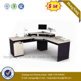 Meubles de bureau en bois modernes chinois L Tableau de bureau de forme (NS-ND128)