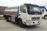 6000 litros caminhão de tanque da gasolina 7 do depósito de gasolina de Bowser toneladas de preço do caminhão