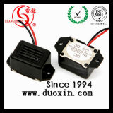 Bujía eléctrica mecánica 23 * 16 mm Cerámica Piezo Activa con Buzzer de Alambre