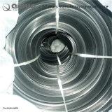 Tube en caoutchouc coloré mou de silicones de qualité