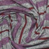 tessuto Yarn-Dyed della banda del cotone del poliestere 140GSM