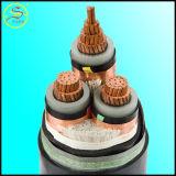 Câble d'alimentation isolé par XLPE