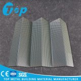 Плитка потолка звукоизоляционной Perforated алюминиевой твердой панели декоративная
