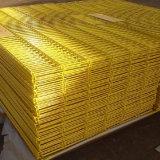 Acoplamiento de alambre soldado cubierto PVC de la alta calidad con precio barato