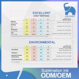 Encre de sublimation de teinture d'Inktop de qualité pour la tête de Dx5 Dx7 5113