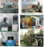Штуцер CNC отливки Prcision подвергая механической обработке продетый нитку нержавеющей сталью