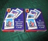 Farbenreiches Drucken angepasst, Playingcards bekanntmachend