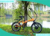 36V 허브 건전지를 가진 전기 자전거를 접히는 36V 250W