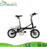 Alliage d'aluminium E-Bicyclette se pliante d'une seconde