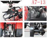 Un7-13 110cc de Gas automático ATV Quad con marcha atrás
