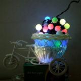 Популярный продавая свет шарика USB СИД привесной для украшения рождества