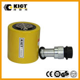 Faible hauteur en acier Matériau Cylindre hydraulique