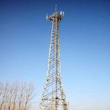 فولاذ هوائي اتّصالات برج لأنّ عبر البحار