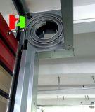 O aço de alumínio do perfil bloqueia a porta secional do obturador de alta velocidade aéreo do rolo (Hz-FC063)
