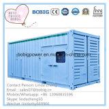 Gruppo elettrogeno diesel messo in recipienti della centrale elettrica 400kw/500kVA