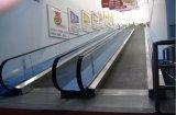 Travelator für Luft-Kanal und Untergrundbahn Stationt