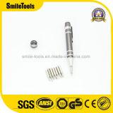 destornillador micro Pocket del sostenido de la pluma de la precisión 9-in-1