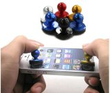 De mobiele Bedieningshendel van het Scherm van de Aanraking van Bedieningshendels voor de Spelen van de Arcade van de Tablet Smartphone