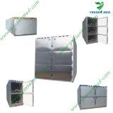 Ysstg0102 медицинской 2 дверей труп органа морозильной камере