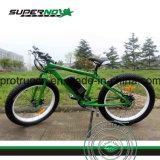 Bicyclette électrique de gros pneu avec le contrôleur intelligent