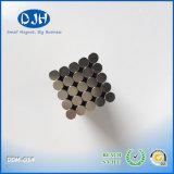 Mag 7 * Magnetisering van het Koper van het Nikkel van de Rang van 2mm N35 de Met een laag bedekte AsNikkel