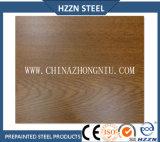 PPGI de madeira