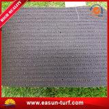 Césped artificial decorativo del sintético de la hierba del jardín de China