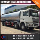 Shacman 8X4 40m3のバルク粉のトラックの大きさのセメントの手段