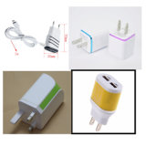 Travel Chager 5V 1A 2A Accueil Micro USB Chargeur mural