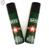 Produtos de segurança 110ml Nato Tear Spray for Self Defense