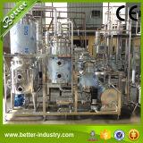 Equipamento da extração solvente do extrato da raiz do Ginseng