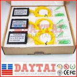 муфта 1X4 Sc/APC волокна 1310nm/1550nm оптически с коробкой ABS