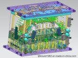 De AutoDelen die van Alibaba het Vormen van de Injectie van de Vorm van de Vorm van de Injectie van het Product van de Vorm van het Voertuig van de Vorm Plastic Maker bewerken
