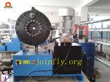 2 Plooiende Machine van de Slang van de duim de Horizontale Hydraulische voor Workshop Hydrdaulic (JK450A)