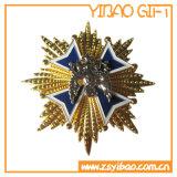 Impression personnalisée Badge Pin Pin avec Top Epoxy (YB-Lp-053)